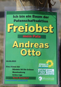 FREIOBST Pate - Andreas Otto